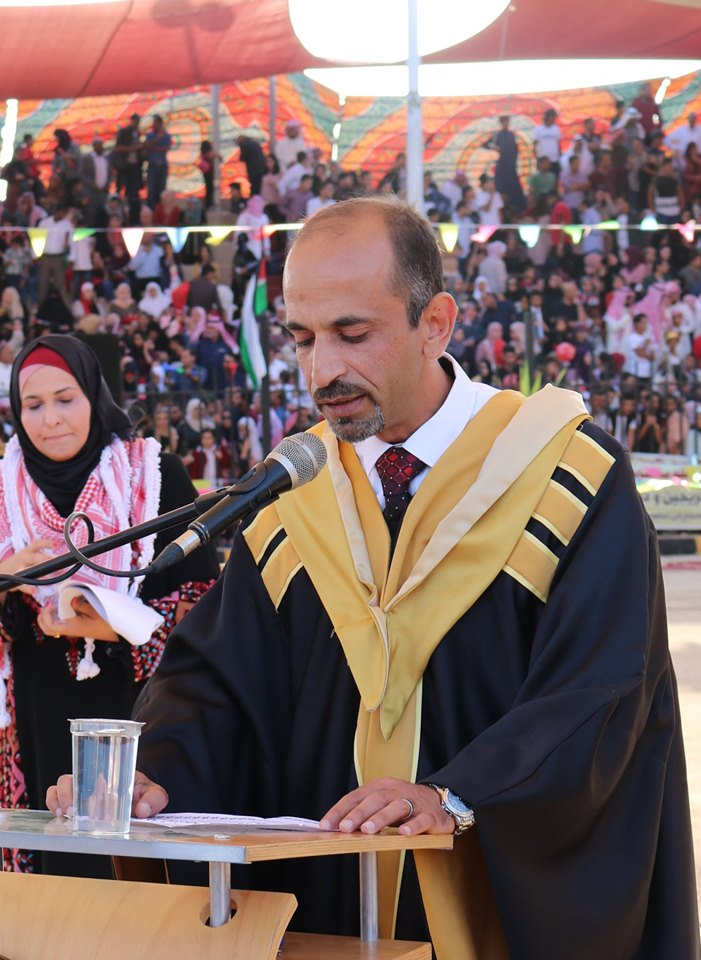 Graduation Ceremony for Faculty of Information Technology
