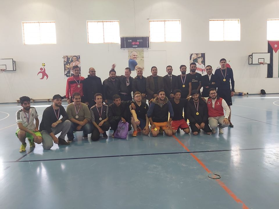 Football League of the Faculty of Information Technology